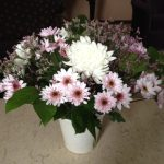 Easy $20 Flower Arrangement