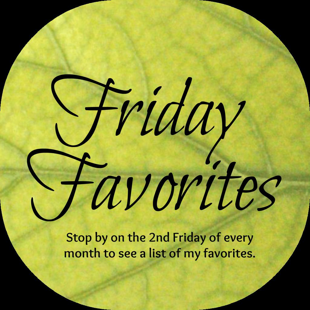 FridayFavgraphic