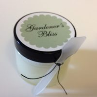 This hand salve is easy to make and you can scent it with your favorite essential oils.