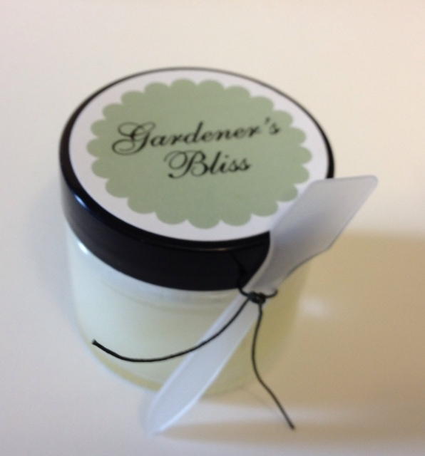 Mother's Day Gift – Gardener's Bliss Hand Salve