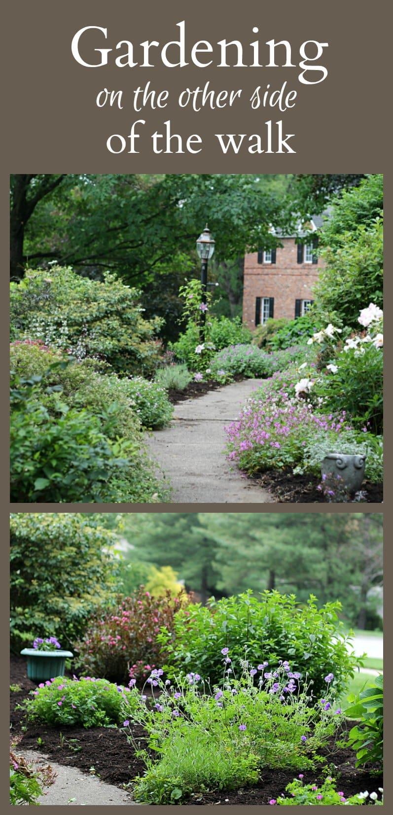 Gardening on the other side - gardenmatter.com