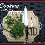 Cooking with Herbs – A Garden Matter Series