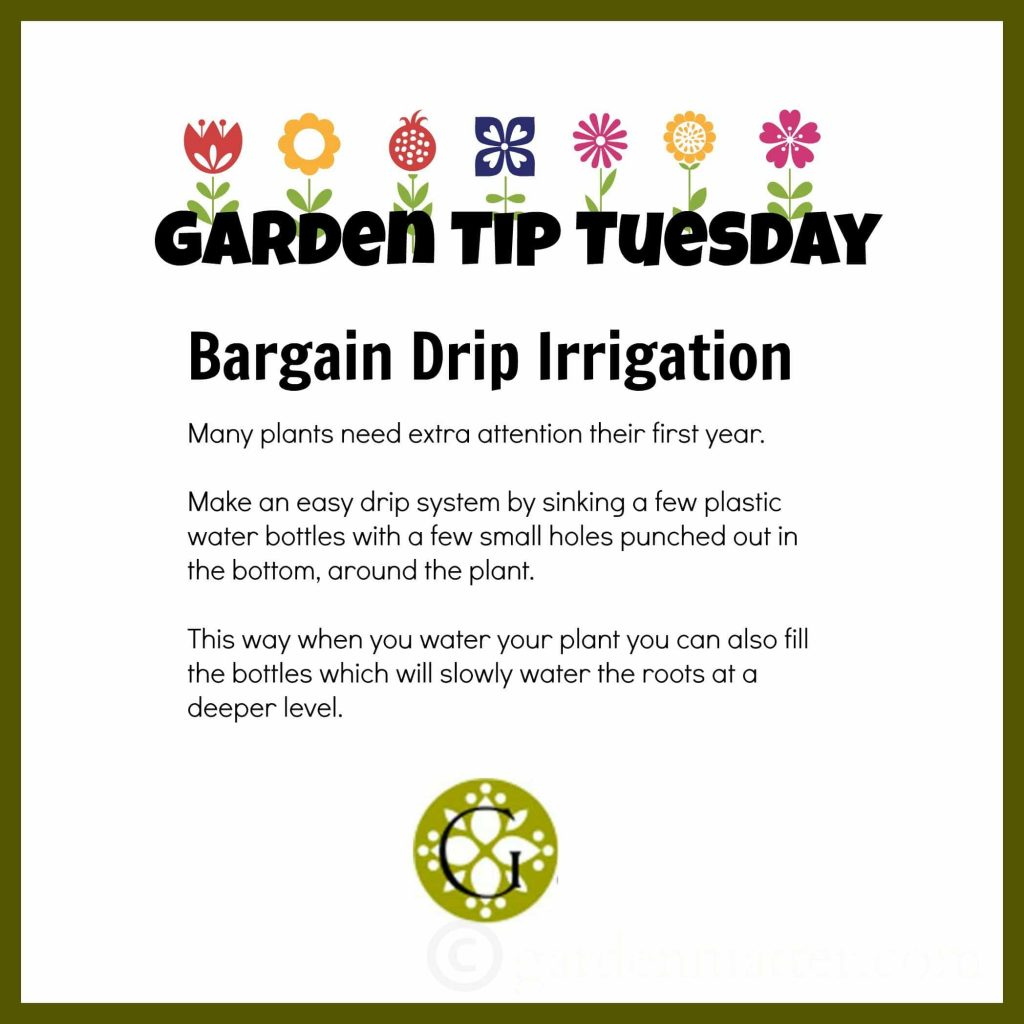 Easy Drip Irrigation