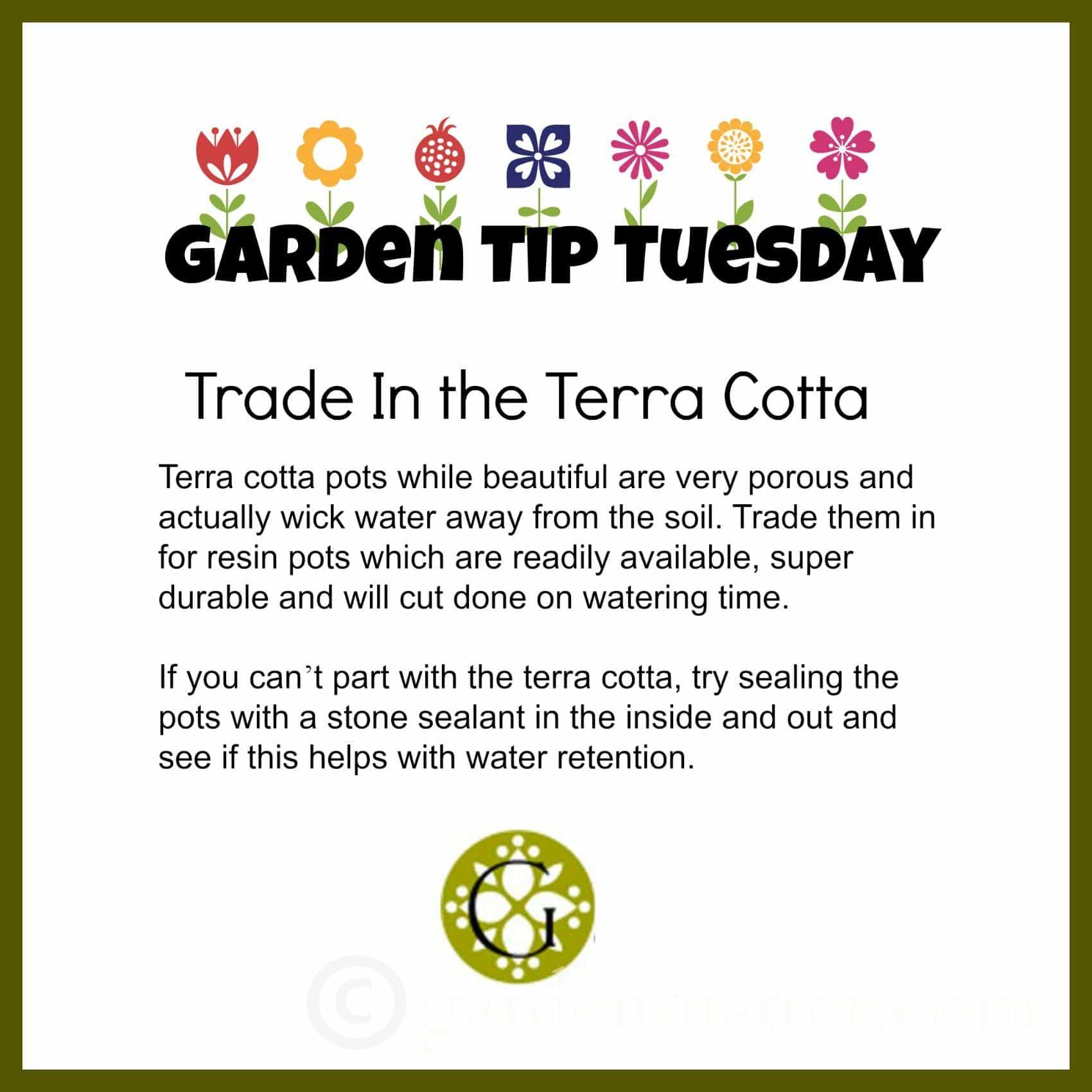 Terra-cotta Tip