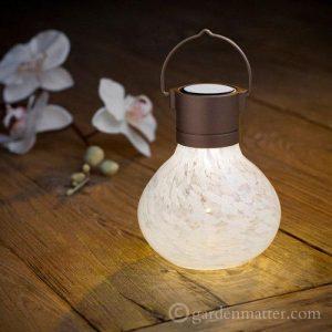 J&P Solar Lantern from Jackson & Perkins