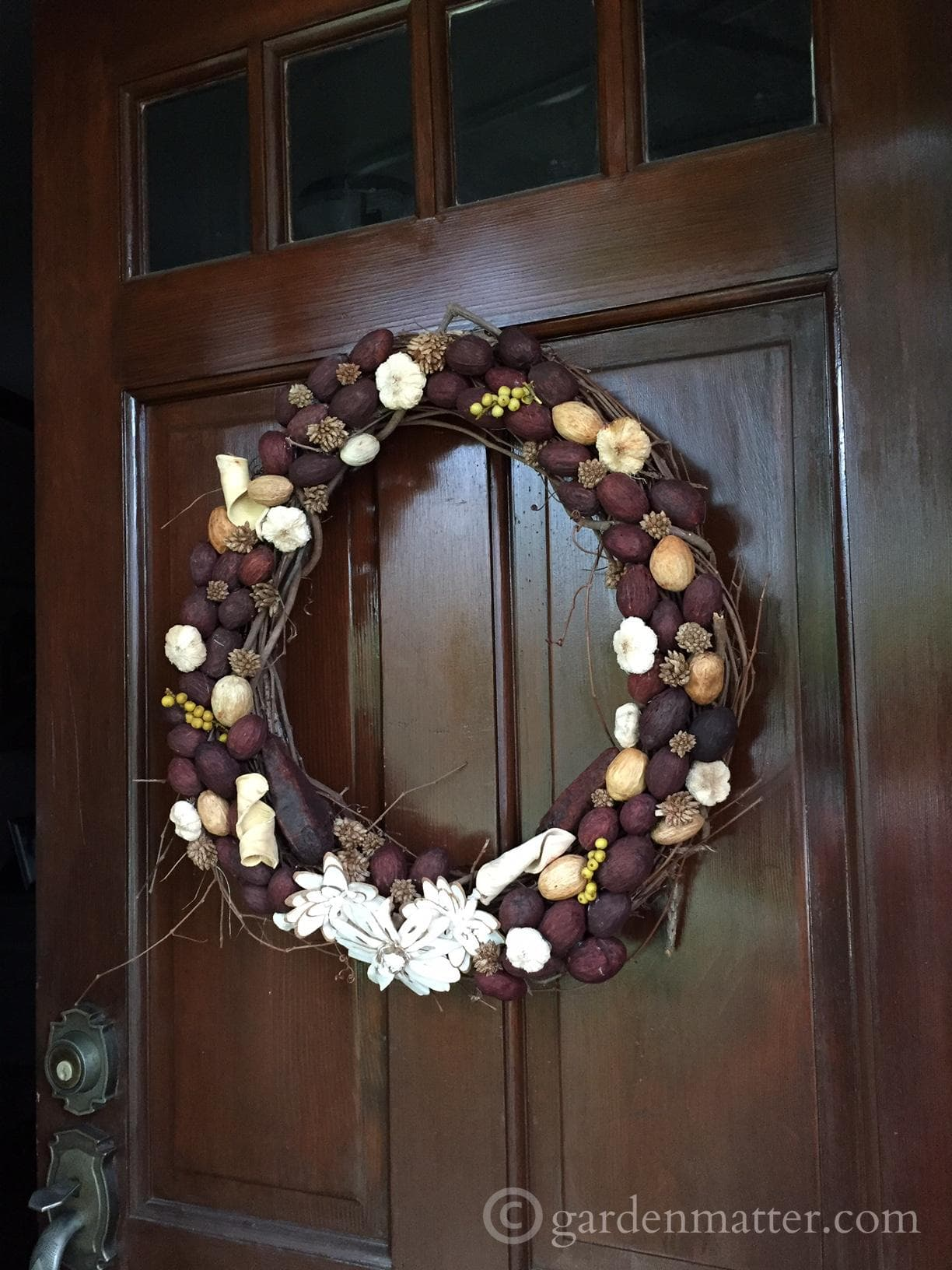 Potpourri Wreath