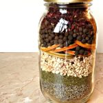Layered Mason Jar Potpourri