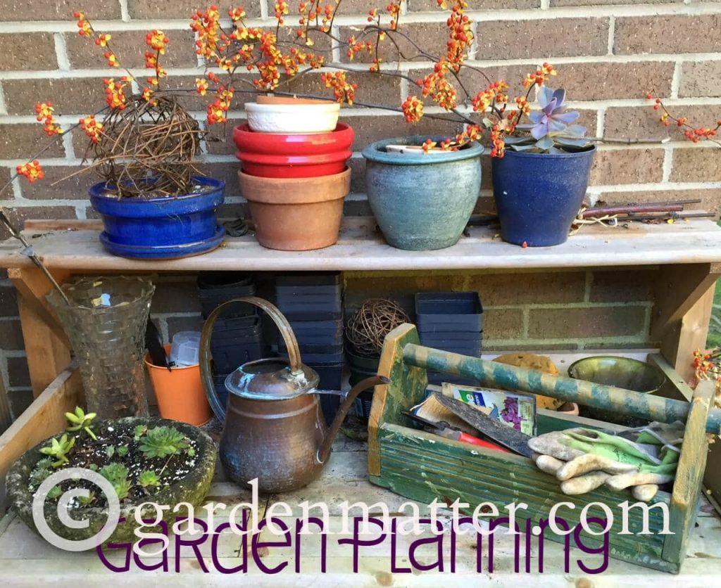 3 Matters to Consider when Preparing for Next Year's Garden