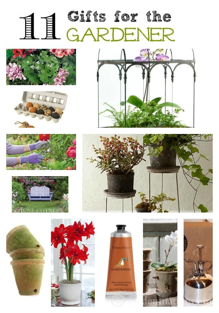 11 Top Picks: Gardeners Gift Guide