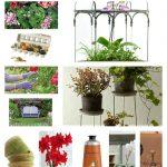 Garden Gift Guide collage