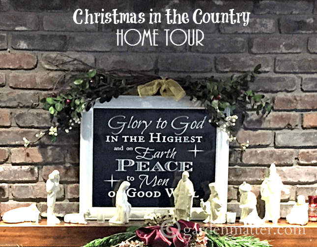 Home tour 2014 - Join the fun as we journey on a Christmas in the Country home tour which includes more than 40 homes spanning from November 28th for two weeks.