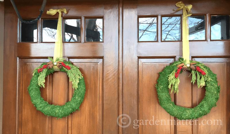 fron tdoor wreaths