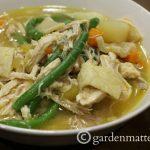 Chicken Pot Pie ~ gardenmatter.com