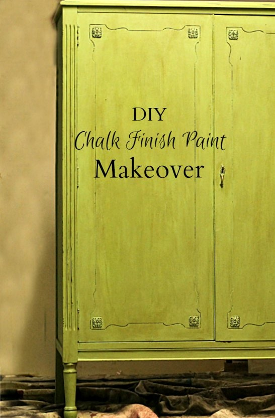 Chifferobe Makeover - gardenmatter.com
