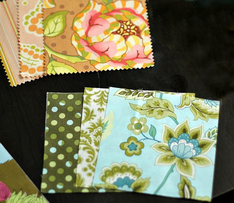charm pack fabrics