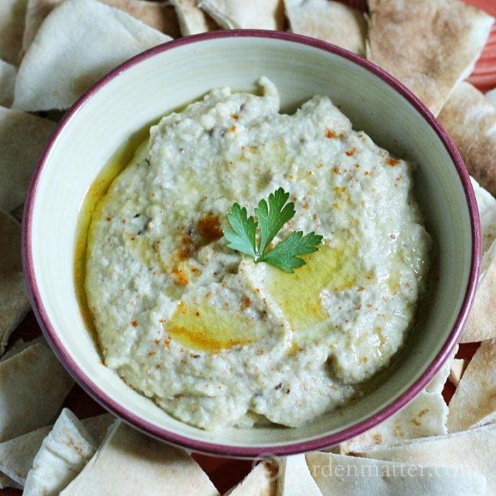 Baba Ganoush: Hummus' Cousin