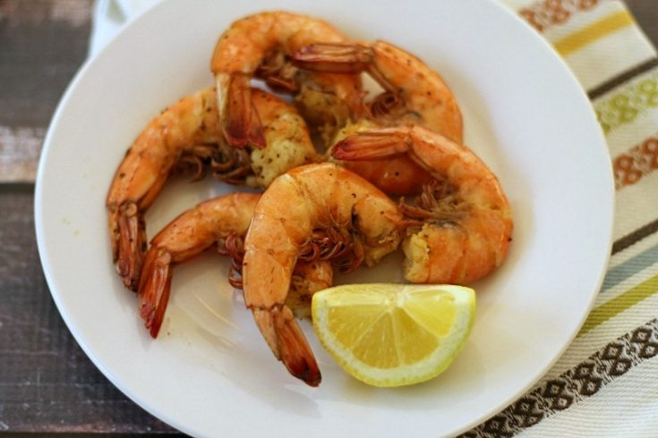 Steamed Shrimp A Great Easy And Quick Summertime Dish
