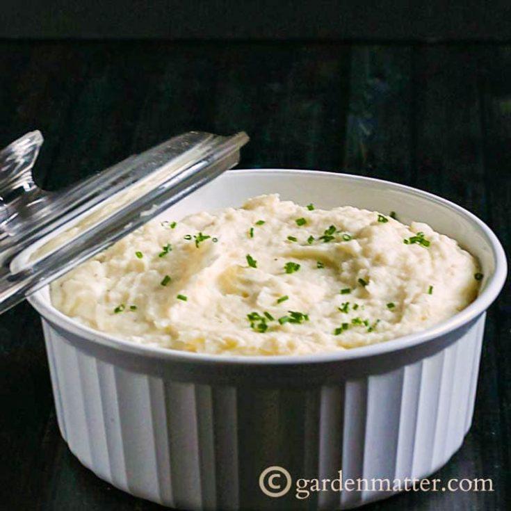 Holiday Mashed Potatoes