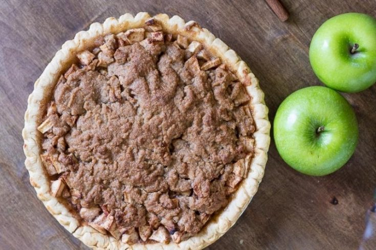 Our Favorite Dutch Apple Pie Recipe