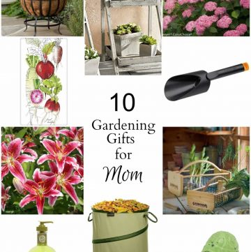 10 Gardening Gifts for Mom - gardenmatter.com