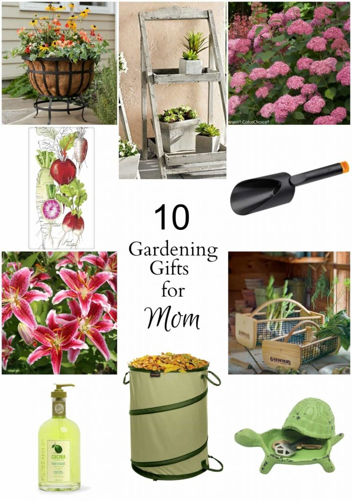 10 Gardening Gifts for Mom - gardenmatter.com