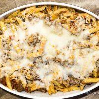 Comfort Food: Easy Spaghetti Casserole