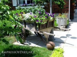 Creative-Containers-Old-Wagon-Empress of Dirt