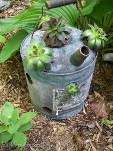 Repurposed Gas Can- my repurposed life