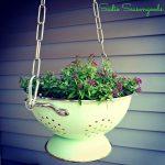 Sadie_Seasongoods_Vintage_Enameled_Colander_Hanging_Basket_Planter