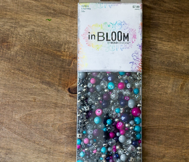 Bloom Beads ~ Beaded Coaster ~ gardenmatter.com