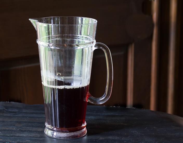 Brew Black Tea ~ Fruit Tea ~ gardenmatter.com