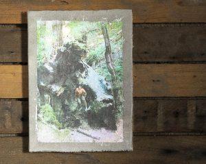 Fabric-Photo-Transfer-Notebook - gardenmatter.com