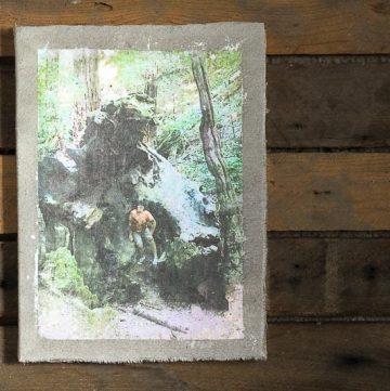 Fabric-Photo-Transfer-Notebook - gardenmatter.com