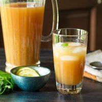 Refreshing Fruit Tea Recipe