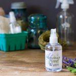 Herbal Water in Spray Bottle ~ Herbal Hydrosols ~ gardenmatter.com