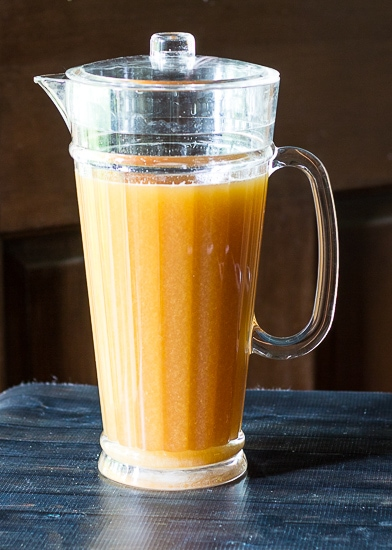 Pitcher of Fruit Tea ~