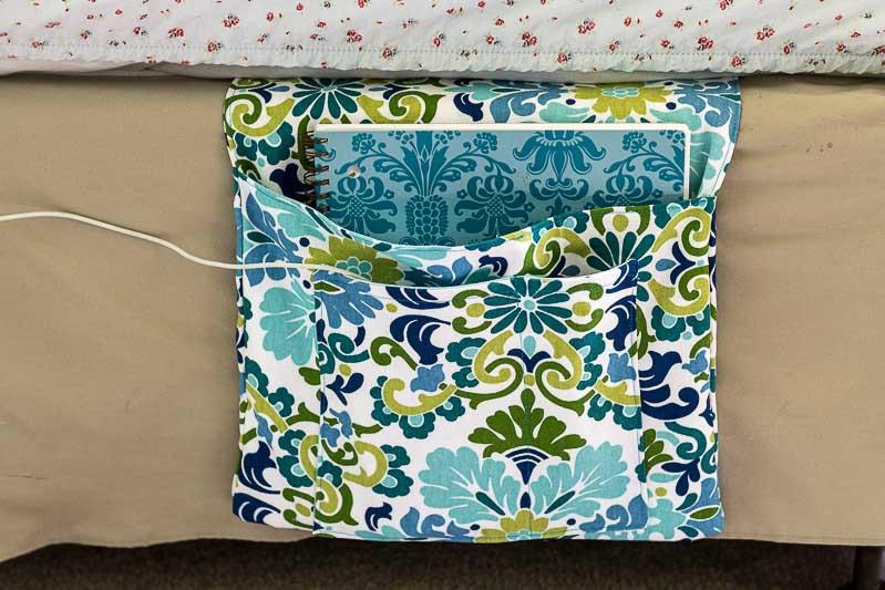 Diy Bed Pocket Caddy Garden Matter