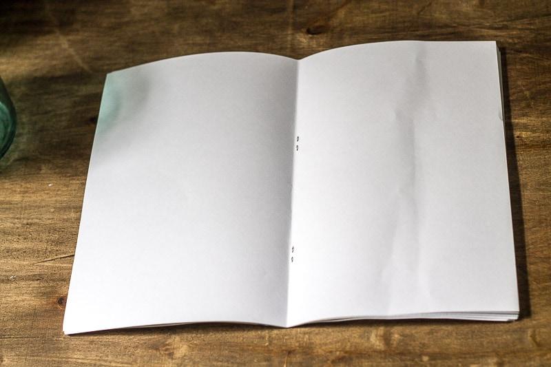 DIY Coloring Journals Booklet Inside