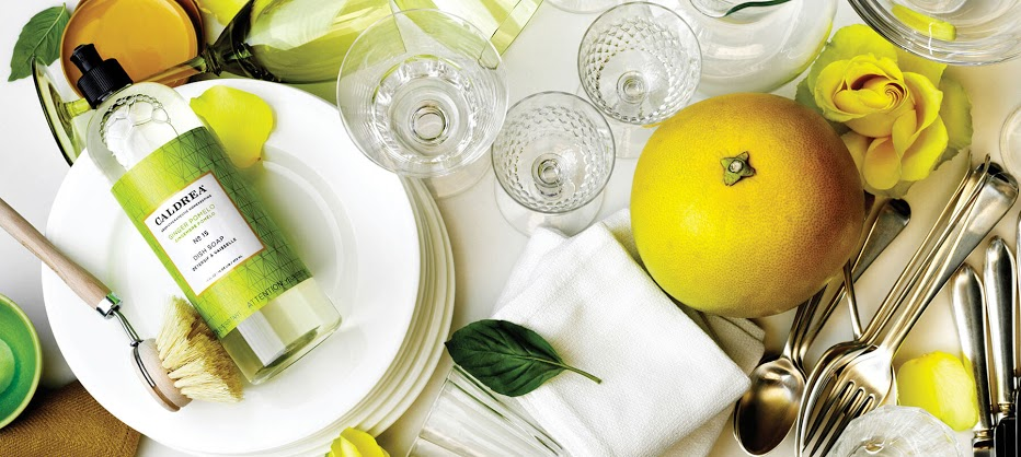 Summer Entertaining: FREE Caldrea Cleaning Kit