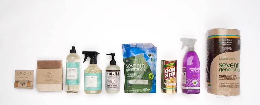 Grove Products - Free Caldrea Cleaning Kit