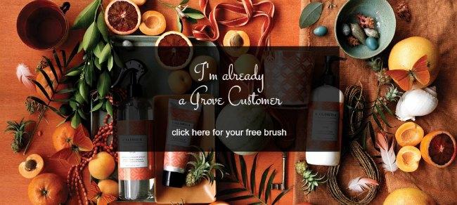 I'm already a Customer- Free Caldrea Cleaning Kit