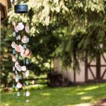 Making Seashell & Seaglass Wind Chimes