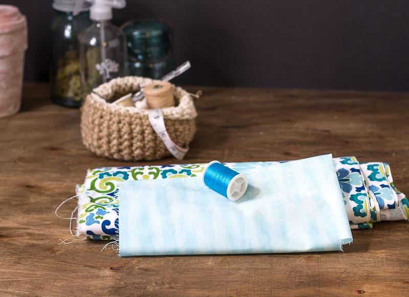 Materials - DIY Bed Pocket Caddy