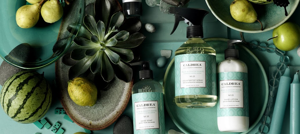Pear Blossom Agave  - Free Caldrea Cleaning Kit