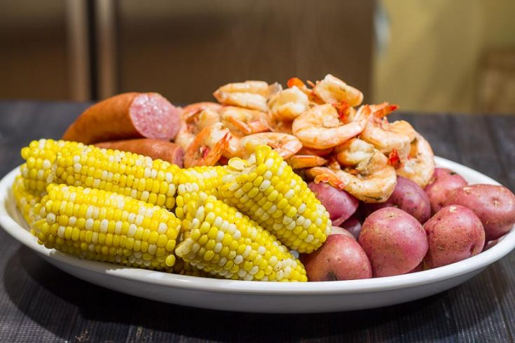 Easy One Pot Shrimp Boil - Perfect for Summer Entertaining