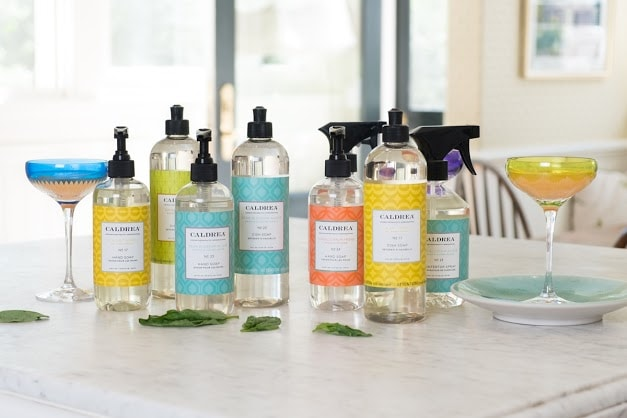 caldrea_soaps - Free Caldrea Cleaning Kit