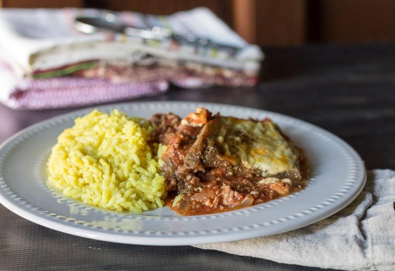 Moussaka – Eggplant Casserole Comfort Food