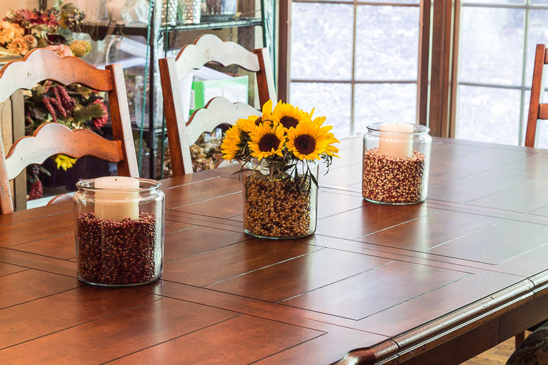 decorating-with-apothecary-jars-in-dining-room