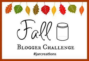 秋季博客挑战横幅