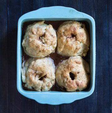 homemade-apple-dumplings-out-of-the-oven